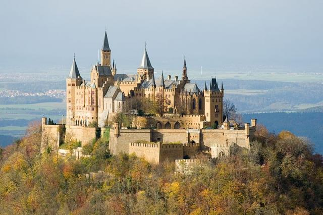 Burg Hohenzollern -…