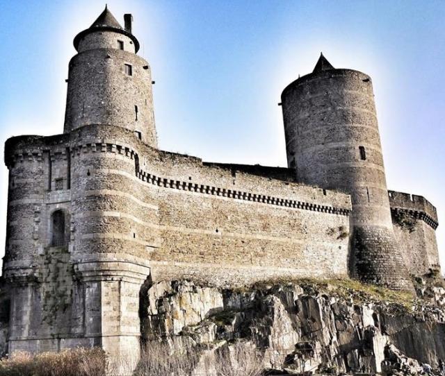 Chateau de Fougère…